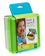 Fresh Starts Meal-on-the-go Lunch Box Container