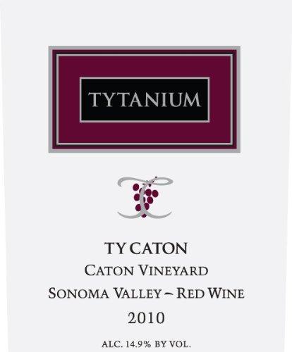 2010 Ty Caton Tytanium 750 Ml