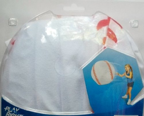"Baseball Inflatable 16"" Fun Ball by Play Right - 1"