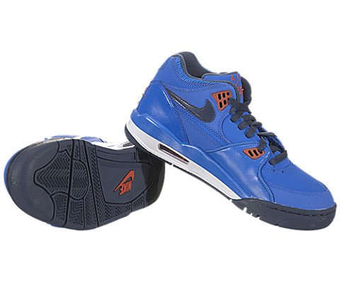pictures of Nike Air Flight 89 (Kids) - Photo Blue / Squadron Blue-