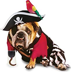 Disguise Zelda Pirate Dog Costume Size Small from Paper Magic Group