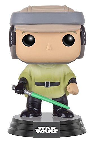 Star Wars Endor Luke Skywalker Bobblehead Funko Pop! Vinyl Figura