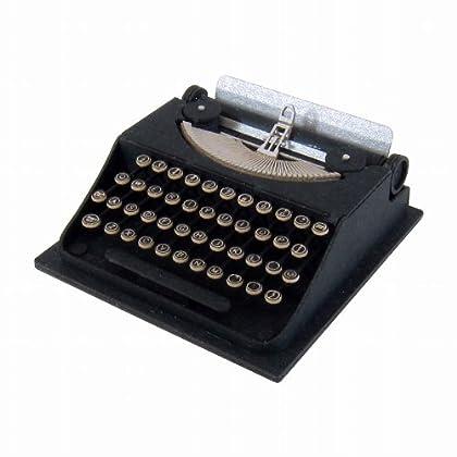 1/8 みにちゅあーとプチ MIXスケール タイプライター MP01-113 (ペーパークラフト)