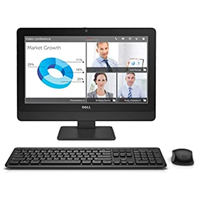 Dell 3 Years Warranty All-in-One Computer 3030 - Intel Core i3 i3-4150 3.50 Ghz || 4 GB || 500 GB || DVD RW ||...