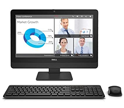 Dell OptiPlex 3030 (Intel Core i3-4150, 4GB, 500GB, Ubantu, 19.5-inch) All-in-One Desktop