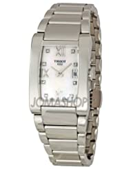 Tissot Women's T0073091111600 T-Trend Stainless Steel Bracelet Watch