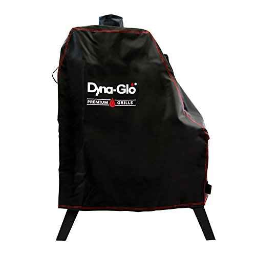 Dyna-Glo DG1176CSC Premium Vertical Offset Charcoal Smoker Cover (Charcoal Smoker Cover compare prices)
