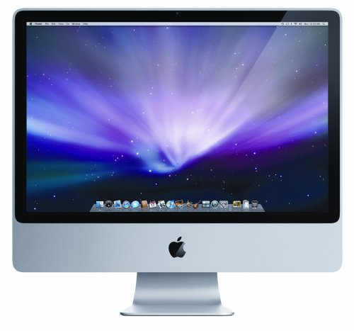 Apple MB419LL/A iMac 24-inch Widescreen Computer