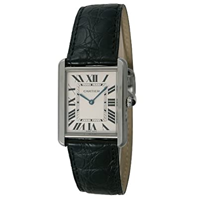 Cartier Tank Solo Large Quartz Watch - W5200003