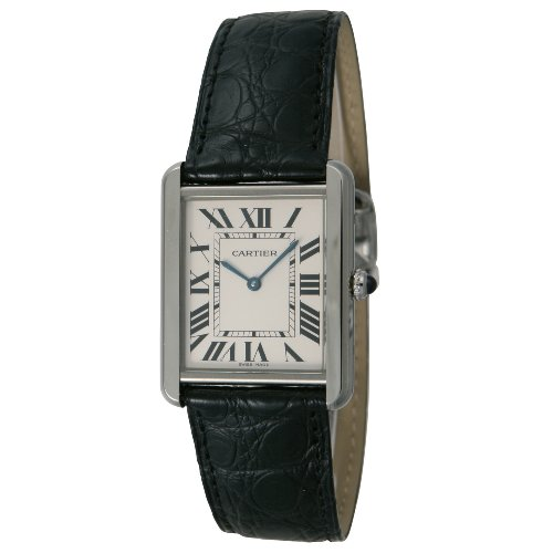 Cartier Tank Solo Steel Large Watch W5200003