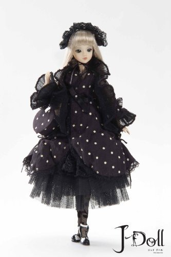 J-Doll X-120 in-sa-Dong Collectible Fashion Doll by Groove Inc TOY (English Manual)