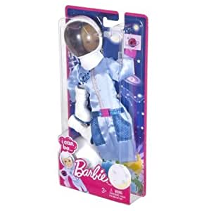 Mattel Barbie I Can Be Astronaut Outfit