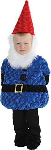 Morris Costumes Little Boy's Gnome Toddler, Large 2-4, Blue