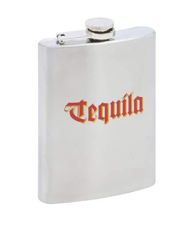 Tequila Stainless Steel Flask