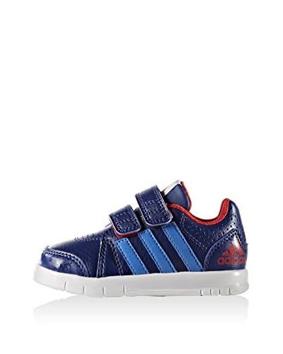 adidas Sneaker LK Trainer 7 CF I blau/rot