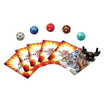 Bakugan Booster Pack Full Master Carton Of 16 Marbleaction Figures