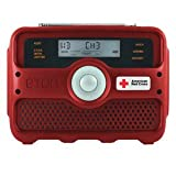 American Red Cross Weather Tracker FR800 Radio with NOAA & SAME