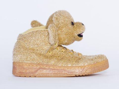 Jeremy Scott Shoes Bear