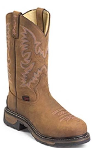 Women's Tony Lama TLX Western Steel Toe Work Boot TW1032L 10C