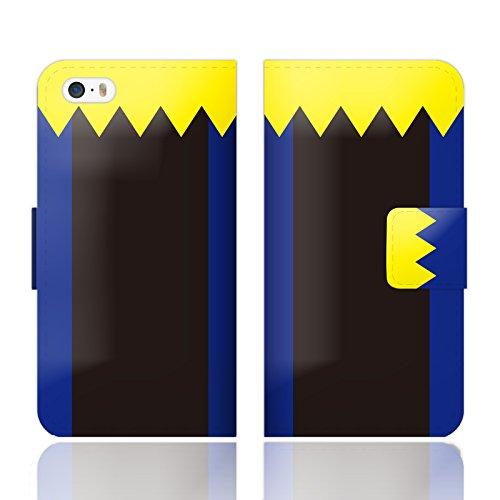 【iPhone5S・5 兼用 手帳型 ケース カバー カードポケット スタンド付】「Special Occasion 「勝負服」 model.02 - designed by GNFB 」騎手 ジョッキー VICTORY 勝負
