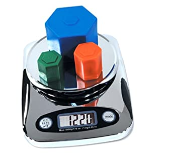 ETA hand2mind, Compact Classroom Plus Scale, (75625)