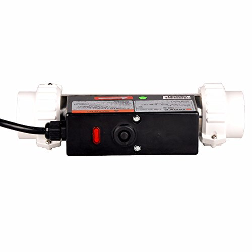 Hydroflame Pro Series Tub Box: Starke Pro X Series 110-120V Inline Bath Heater Kit With