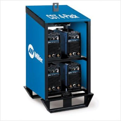 280 And Maxstar 200 Rack 220-230V Stick Welder With Four Cst 280 Units Linked