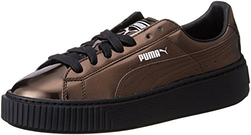 baskets-mode-puma-362339-basket-platform-marron-38
