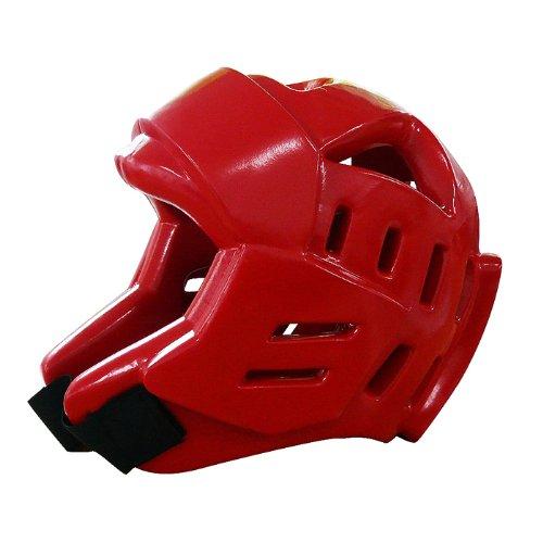WILD FIT wild fit urethane head guard corner holes (S / red)
