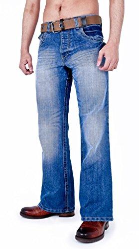 Zico -  Jeans  - Uomo Light Wash 30W x 32L