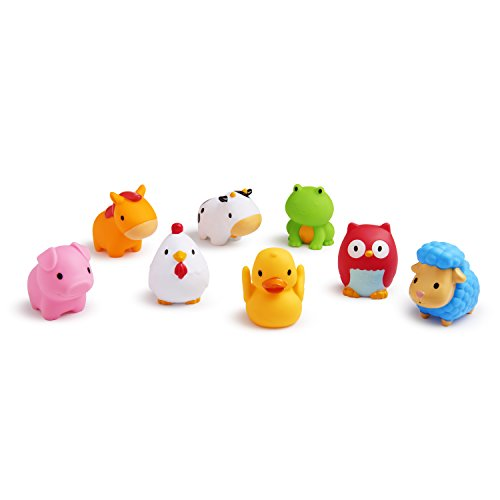 munchkin-squirtin-bath-toy-barnyard-friends