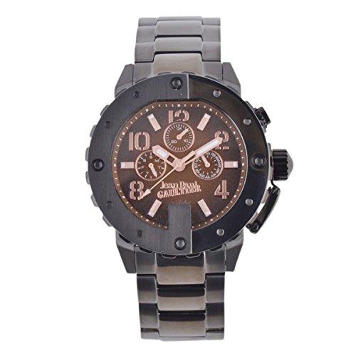 Jean Paul Gaultier 8500208 - Reloj , correa de acero color negro
