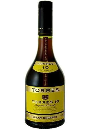 Torres Brandy 10 Gran Reserva 750ML