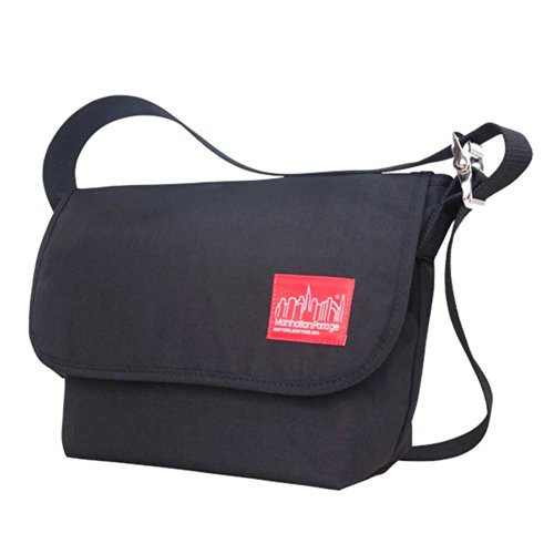 [Manhattan Portage] メッセンジャーバッグ VINTAGE MESSENGER BAG JR MP1606VJR (1.ブラック)