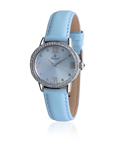 Bassel Reloj con movimiento cuarzo suizo CR3006A Cielo 32  mm