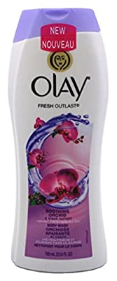 Olay Body Wash Luscious Embrace