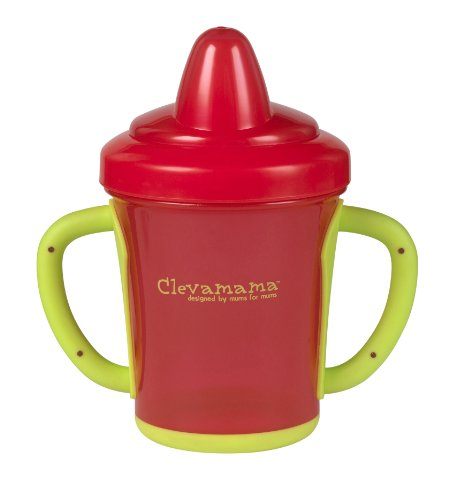 Clevamama Baby's First Training Sippy Cup