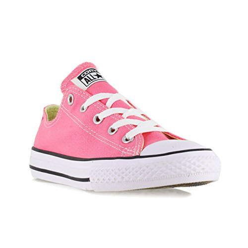 Converse Girls Chuck Taylor All Star Classic 4-7 yrs Pink Sneaker - 3
