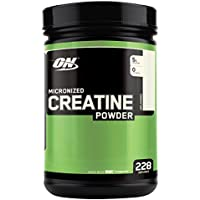 Optimum Nutrition Unflavored 1200g Creatine Powder