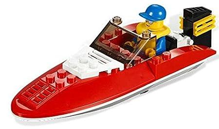 Lego City - 4641 - Jeu de Construction - Le Hors-Bord