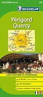 Carte ZOOM Quercy Prigord