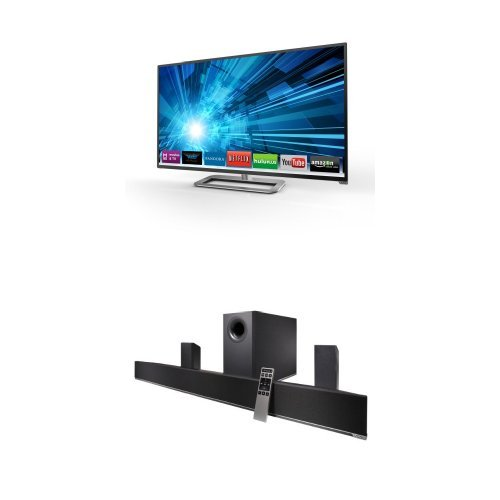 VIZIO M471i-A2 47-Inch 1080p 120Hz Smart LED HDTV Vizio M471i-A2 with S4251w-B4 Sound Bar offer