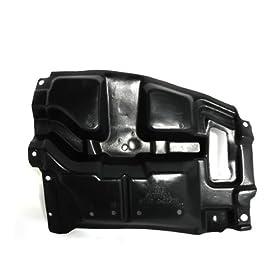 CarPartsDepot 429-41101-01 Driver Left Engine Splash Under Cover Plastic Shield SC1228101