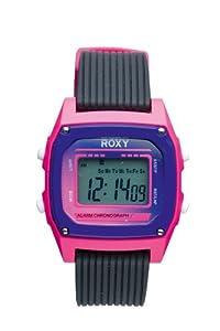 Roxy Ladies Digital WoMen's Circuit Watch W220DR-BKP With Polyurethane Strap