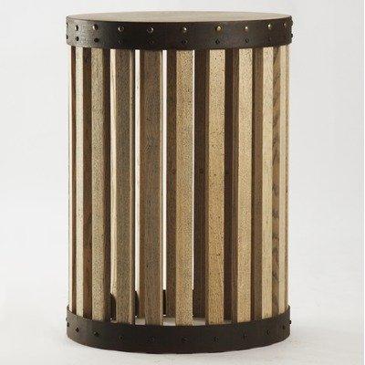 Cheap Barrel End Table (LN2011-08)