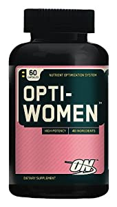 Optimum Nutrition - Opti-Women More Than A Multi, 60 capsules