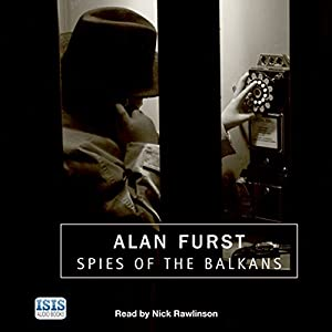 Spies of the Balkans Audiobook