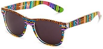 Sunoptic S043 Wayfarer Sunglasses Multicolour One Size