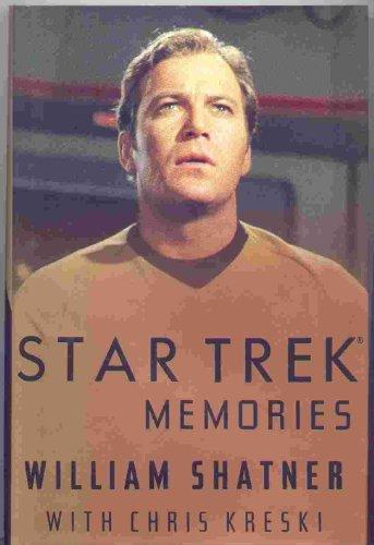 Libro : Star Trek Memories [+Peso($ c/100gr)] [+Peso($ c/100gr)] [+Peso($ c/100gr)] (US.ME.8.77-3.99-0060177349.24)