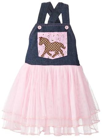 Amazon.com: Mud Pie Baby-Girls Infant Cowgirl Overall Tutu
